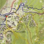 Piancavallo 2007 - Mappa Tracciato
